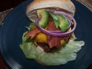 Recipe Method for Beef Burgers – Bacon Avocado Beef Burgers