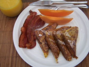 Quick and Tasty Brunch Recipe – Cinnamon French Toast