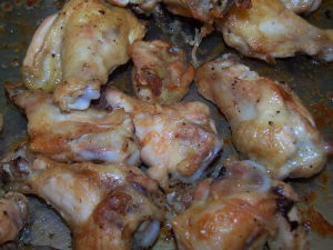 Browned Wings