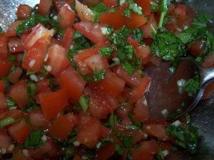 Tomato,Basil & Garlic
