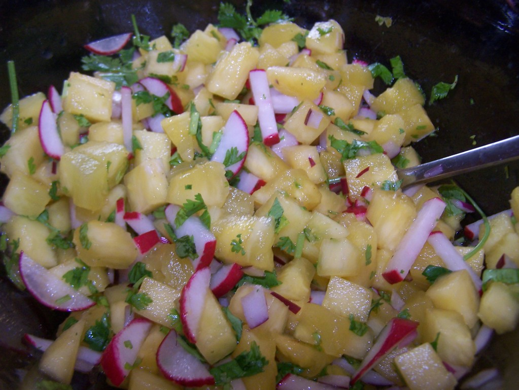 ukaxigwuky: tomato pineapple salsa recipes