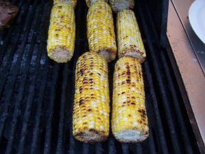 BBQ Corn on the Grill