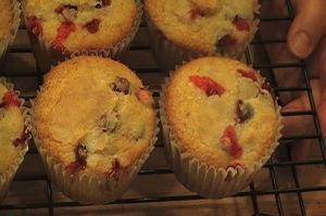 Recipe for Cranberry Muffins – Cranberry Orange Muffins