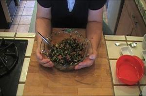 Healthy Black Bean Corn Salsa
