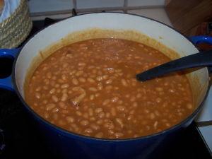 Homemade BBQ Baked Beans Recipe