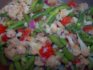 Green Beans Nutritional Value – Cauliflower & Green Bean Salad