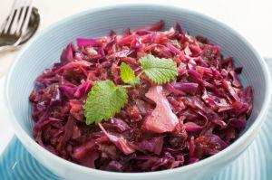 Recipes with Red Cabbage – Sauerkraut/Rotkraut