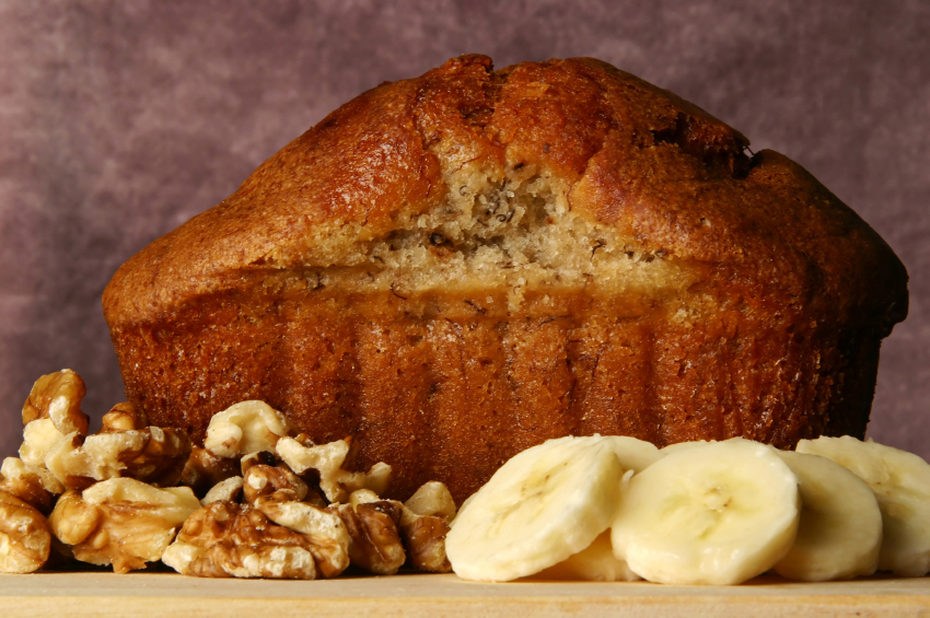 Best Banana Nut Bread Recipe The Frugal Chef