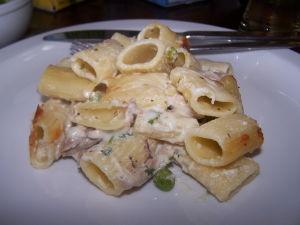 Pasta with Chicken Recipes – Rigatoni & Chicken Casserole