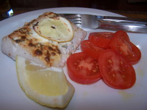 Mahi Mahi Recipes – Greek Style Broiled Mahi-Mahi