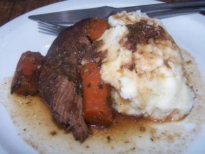 Brisket Beef Recipe – Red Wine Braised Brisket