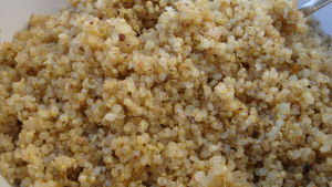 Recipes Quinoa – Steamed Quinoa