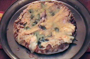 Recipe Chicken Pizza – Grilled Chicken Pizza