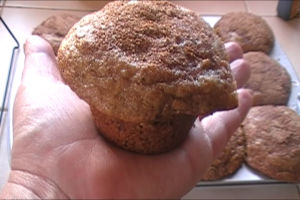 Recipe for Muffins – Apple Muffins