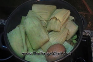 Recipes for Corn – Bolivian Steamed Humintas Video