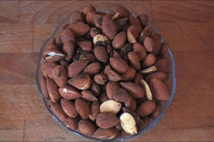 Almonds Nutrition Facts – Spiced Almonds