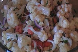 Recipes with Cauliflower – Cauliflower Salad