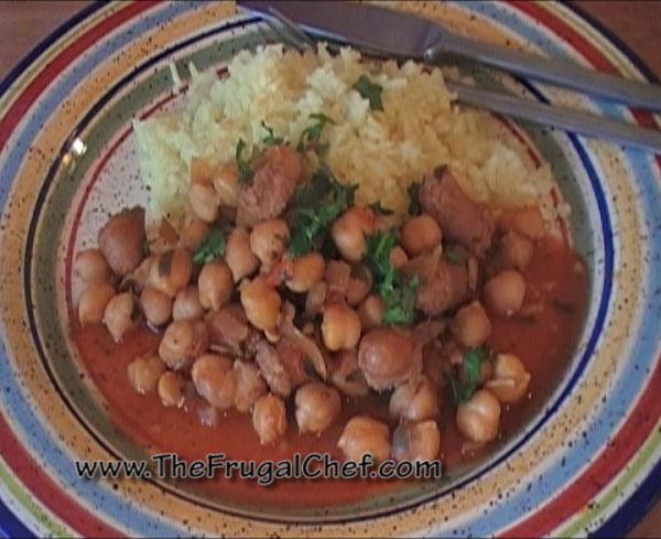 Garbanzo Stew