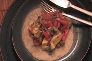Recipes for Tacos – Shredded Pork Tacos w/ Fresh Avocado Salsa