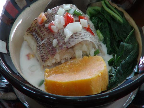 Amelias Fish Spanish