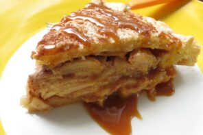 Salted Dulce de Leche Apple Pie Recipe