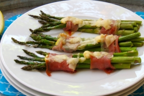 Roasted Asparagus Prosciutto