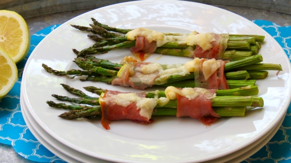 Asparagus Proscuitto 2