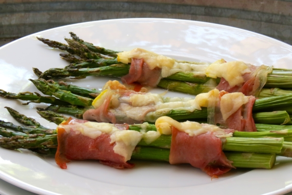 Asparagus Proscuitto