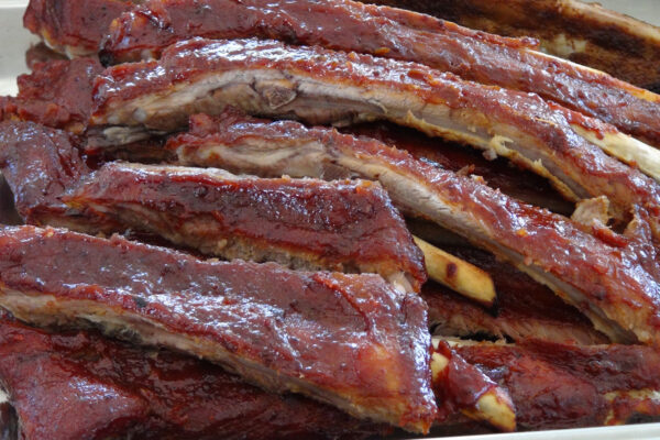 BBQ Baby Back Ribs Oven