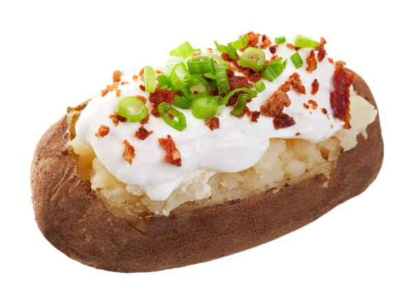 Baked Potato Loaded