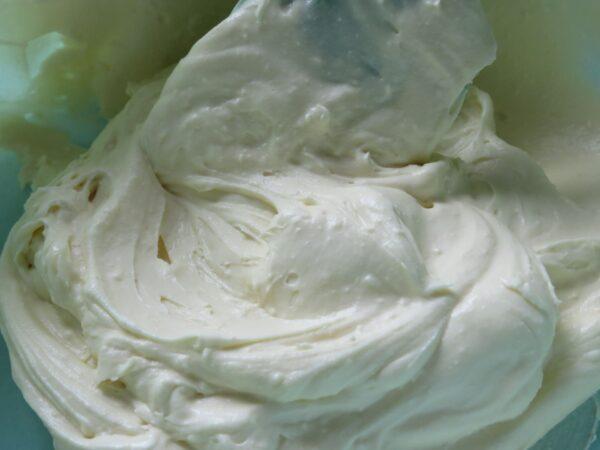 Bano Queso Crema sin Mantequilla