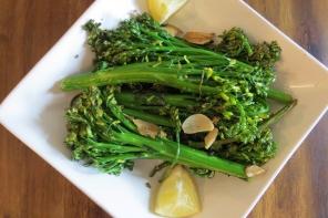 Broccolini Recetas