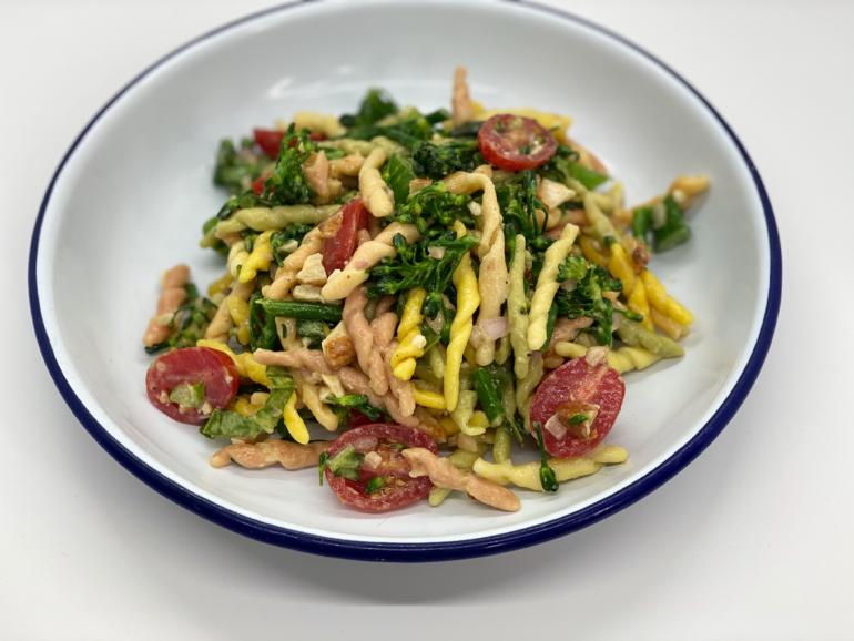 Broccolini Pasta Salad