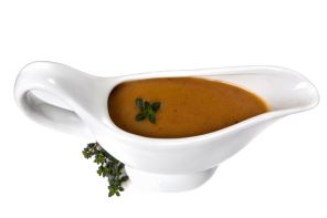 Smooth and Silky Brown Gravy Recipe