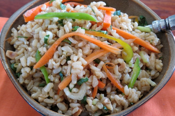 Brown Rice Salad 2
