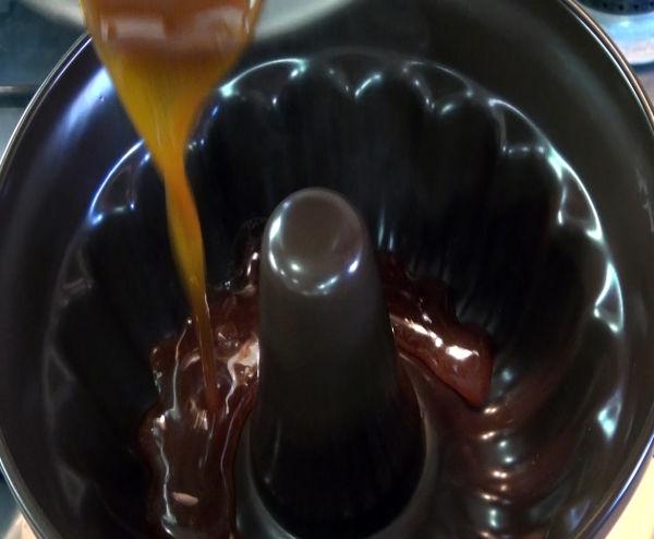 Caramel Flan English