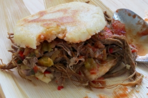 Venezuelan Shredded Beef