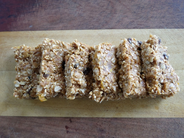 Cereal Bars 2