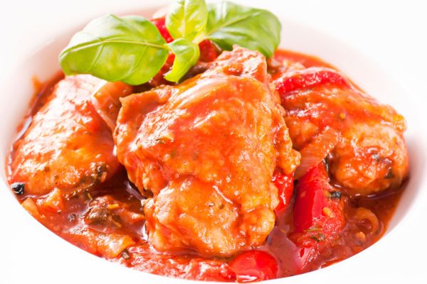Chicken Paprika Stew