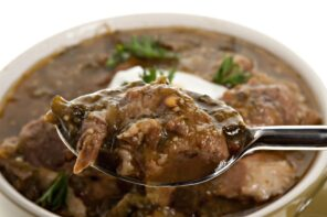 Chile Verde Pork Stew