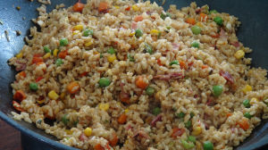Chinese Fried Rice Recipe - The Frugal ChefThe Frugal Chef
