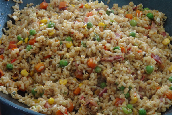 Chinese Brown Rice