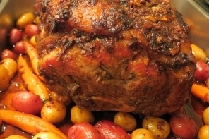 Christmas Pork Roast