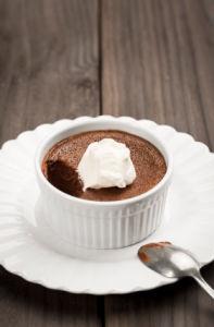 Easy Pots de Creme Recipe – Chocolate Pudding