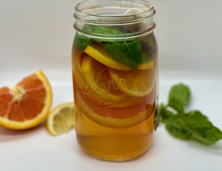 Citrus Iced Black Tea