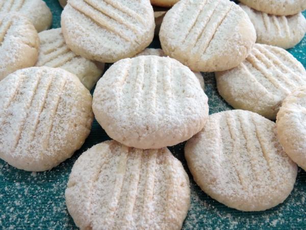 Coconut Cookies 2