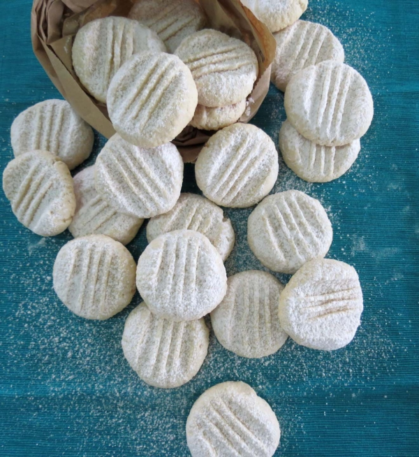 Coconut Cookies 4