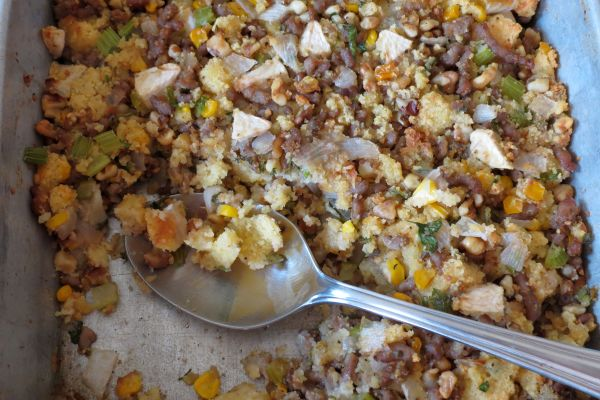 Cornbread Stuffing 2