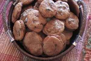 Recipes for Chocolate Chip Cookies – Cranberry Chocolate Chip Cookies