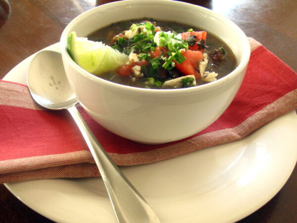 Cuban Black Bean Soup web